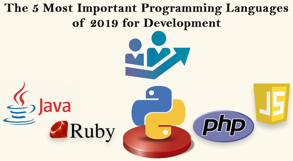 Programming Languages Of 2019